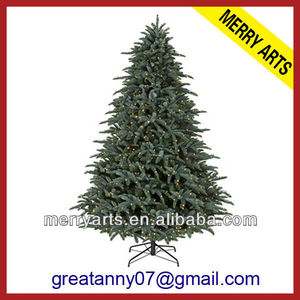 Yiwu Merry Arts&Crafts Factory High Quality Outdoor PE Christmas Tree,Artificial Chirstmas Tree Supplier