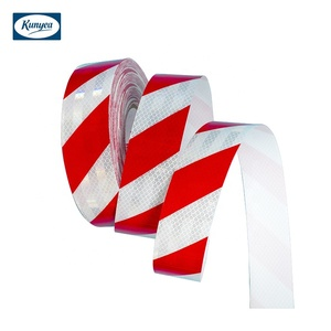 Reflective Sticker Conspicuity Tape For Traffic Safety