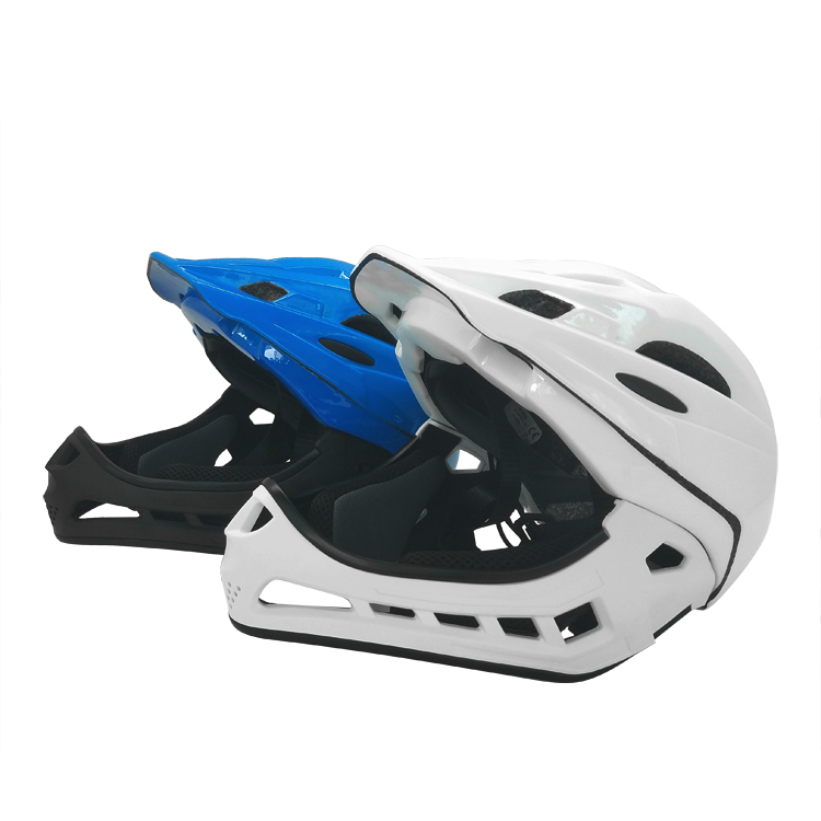 latest-children-downhill-helmets-with-chin-guard