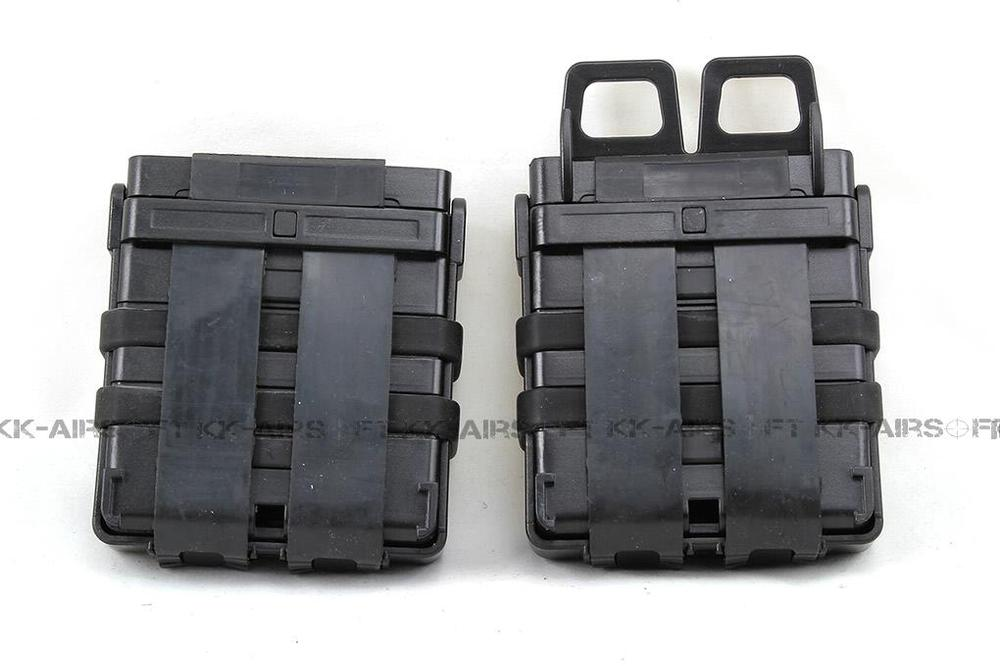 tactical molle magazine pouch FastMag 7.62 Magazine Pouch (Black) tb301