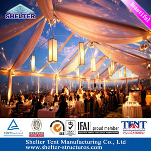 FRENCH romantic roof linings decorate wedding tent for sale for wedding