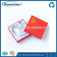 China products Custom Printing birthday gift jewellery packaging box