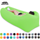 Outdoor Portable Waterproof Sofa Bed Inflatable Air lounge Sun Lounger Beach sun lounger