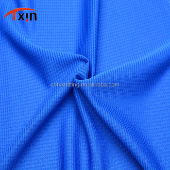100% polyester athletic jersey knitting fabric for sportswear, sports fabric suppliers