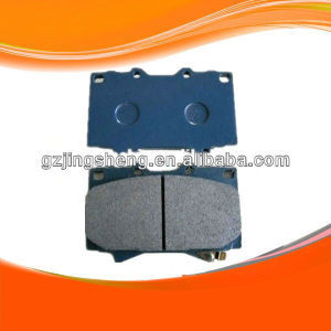 Disc brake pads for Toyota LAND CRUISER Prado front 04465-60230
