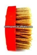 diamond abrasive brush