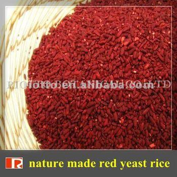 Nature made red yeast rice