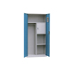 Hot-selling Henan Customized 2/3 Matel Swing Door Metal Small Closets Stainless Steel Wardrobe