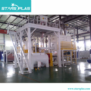 Stable performance polymer solution pe dosing / mixing system for chemical industry