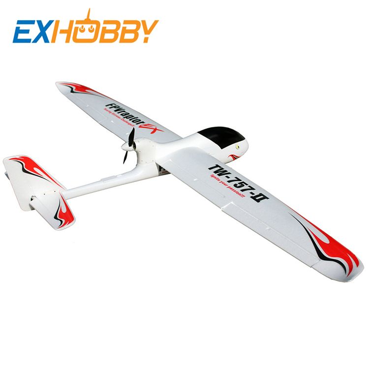 1 6M Laser Cut Balsa Wood Flying Model Aircraft Kits DW Hobby RC
