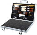 Newest 74PCS Universal Hand Gun Rifle Shot Gun Cleaning Smithing Kit Set With Case Rilfe Accessories