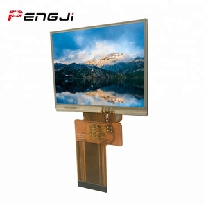 LCD display Color 3.5 inch touch LCD module vertical 320*480 TFT LCD