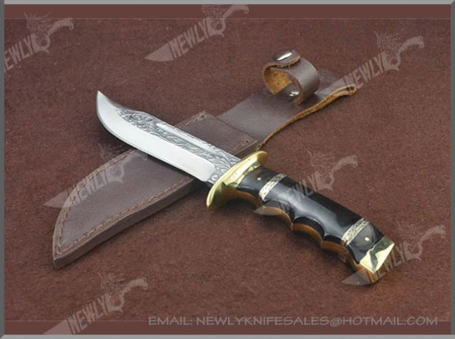 New Design Tapping Knife Tramontina Hunting Knife