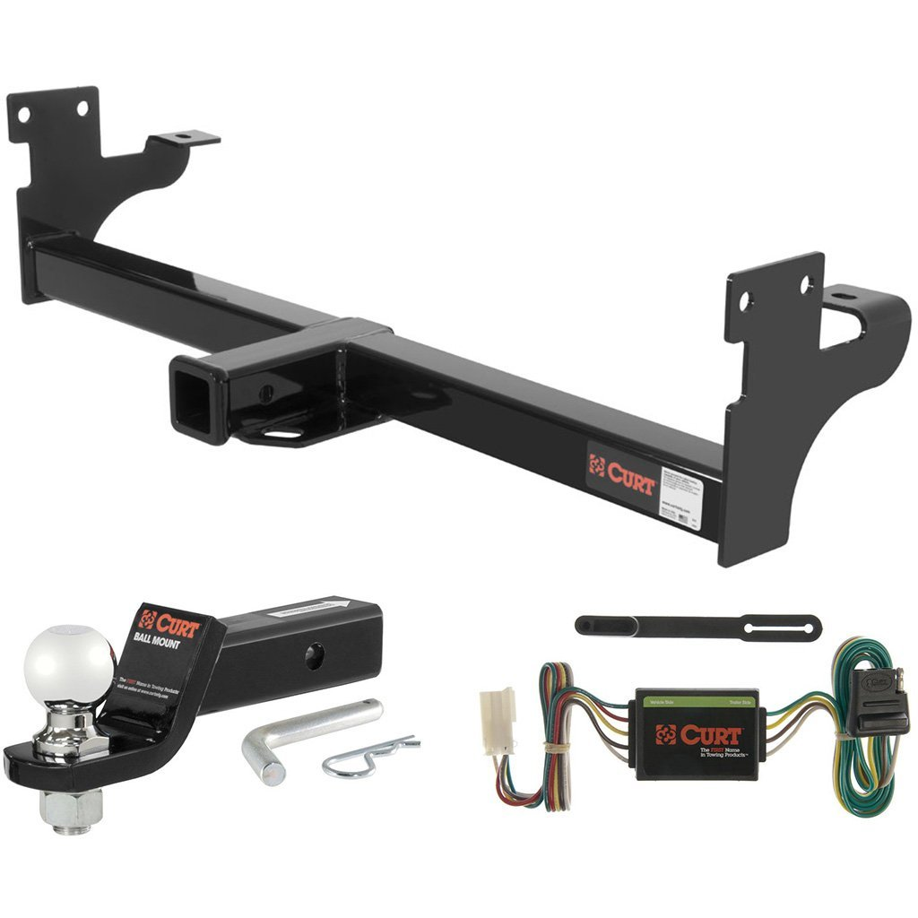 "Get Quotations · CURT Class 3 Hitch Tow Package with 2-5/16"" Ball for Acura"