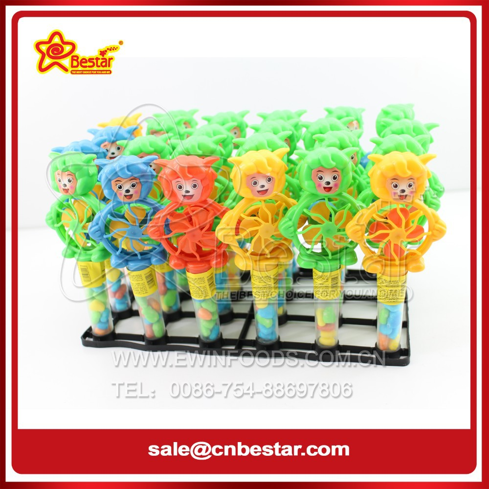Cartoon Sheep Fan Toy Candy