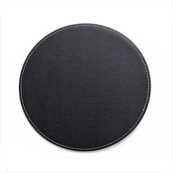 Factory directly Mouse Pad Leather Custom Gaming Mouse Pad Hot Sale Mouse Mat with Wrist Rest for men