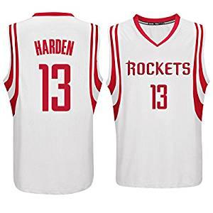 classic fit 69d70 d3f88 Mens James Harden #13 Jersey Basketball Jersey