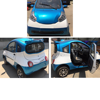 ECO friendly new energy closed four wheel mini car for sale