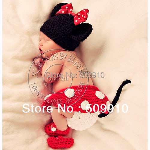 Crochet Free Pattern Promotion Shop For Promotional: Mickey Mouse Crochet Baby Pattern Outfits For Free