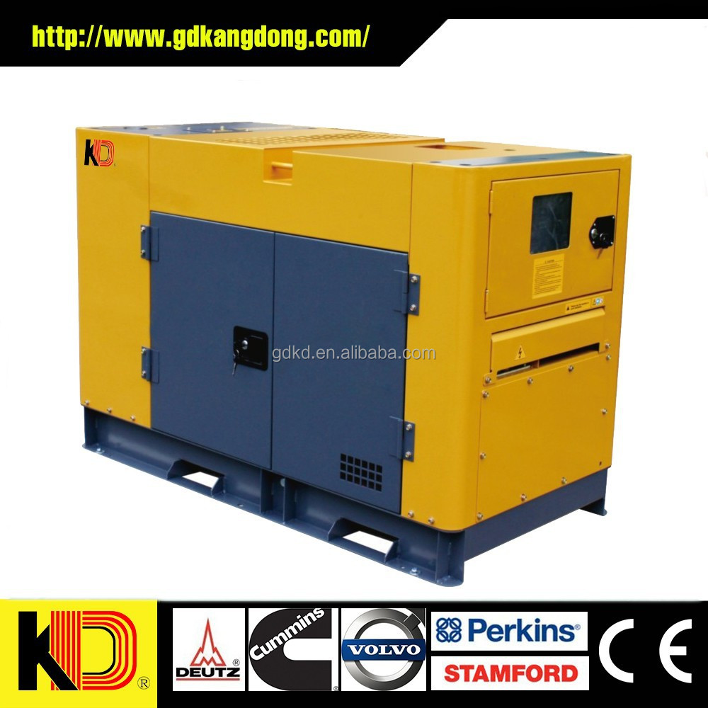 250KVA NEW SILENT GENERATOR WITH PERKINS ENGINE FOR SALE
