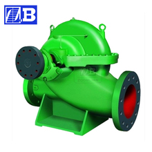 S Series Large Flow 400m3/h Water Pump Split Case Large Volume Water Pump