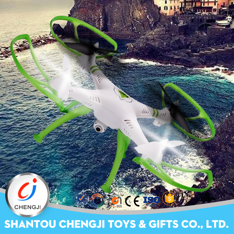 2017 latest drone outdoor new version 4ch ufo rc quadcopter kit