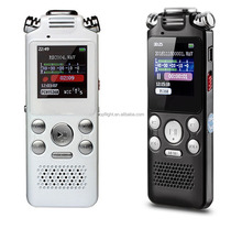 4G/8G/16G Micro Voice Recorder With Timer Stereo Music Player Dictaphone Digital Audio Voice Recorder