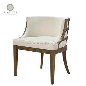 New Design Synchronicity Barrel Chair Low Back Dining Chair