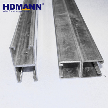 Stainless Steel Unistrut Double C Lipped Channel - Buy Double C Lipped  Channel,Stainless Steel Unistrut Double C Lipped Channel,C Channel Product  on