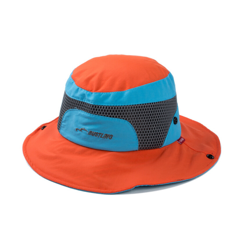 Get Quotations · 2015 New Novelty Mesh Summer Bucket Hats For Men Beach  Bucket Hats Outdoor Sport Round Fishing 7fcd23f8cad