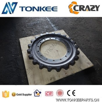 China OEM SY225 Excavator drive sprocket SY215 Sprocket