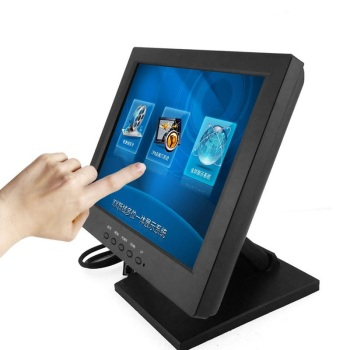 12.1 inch Touch Monitor Projected Capacitive 10 point Touch scree