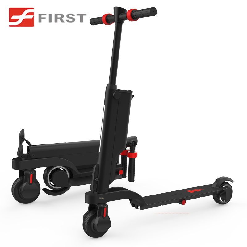 Newest Fashional Folding Electrical Scooter With Bag