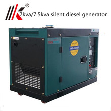 3 phase 8kw 10kva portable diesel generator 10kva 10 kva silent type with cheap price whatsapp 008618696727843