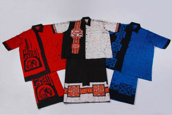online retailer 7af43 5c400 Batik Sarong And Shirt-full Kit - Brio From Sri Lanka - Buy Batik Sarong  And Shirt Fabrics Product on Alibaba.com