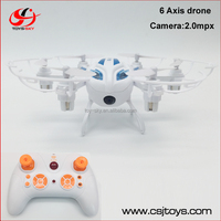 China toys trading companies Six Axis 2.4Ghz night vision infrared drone con camara 2MP