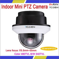 Waterproof 10x Zoom Ptz Camera (vg-ptz101)
