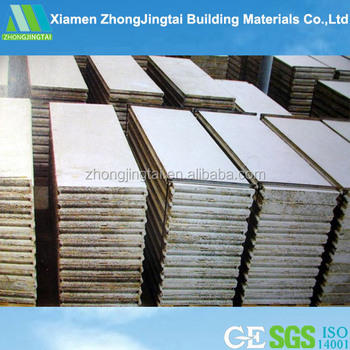 Sound Absorbing Fire Proof Building Construction Material