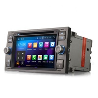 2din car autoradio Erisin ES7966F android car dvd player for Ford Galaxy Fiesta