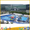 High quality Rectangular frame pool,Customized metal pool
