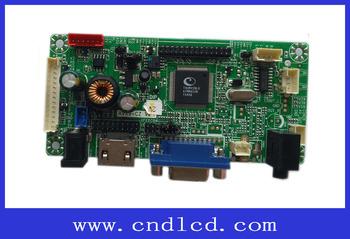 In-car Monitor Display System Vga Hdmi To Lvds Invert-screen Ad Av Board  Solution - Buy Invert-screen Ad Av Board Solution,In-car Monitor Display