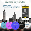 high tech gadgets mobile phone tracking device bluetooth key finder swalle personal anti-lost alarm