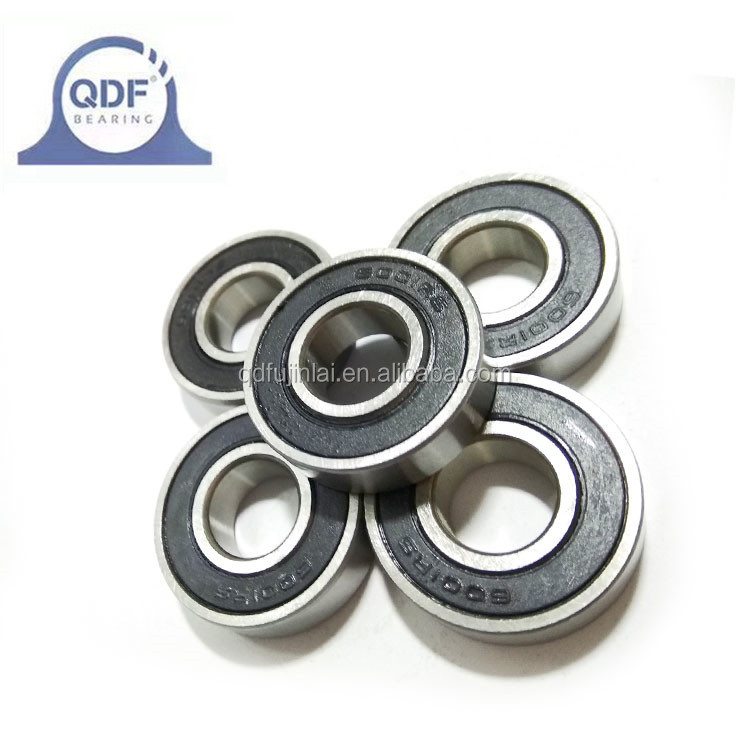 Long Life good performance Miniature Skate Board Deep Groove Ball Bearing 6001 Z /Zz / Rs / 2Rs made in China