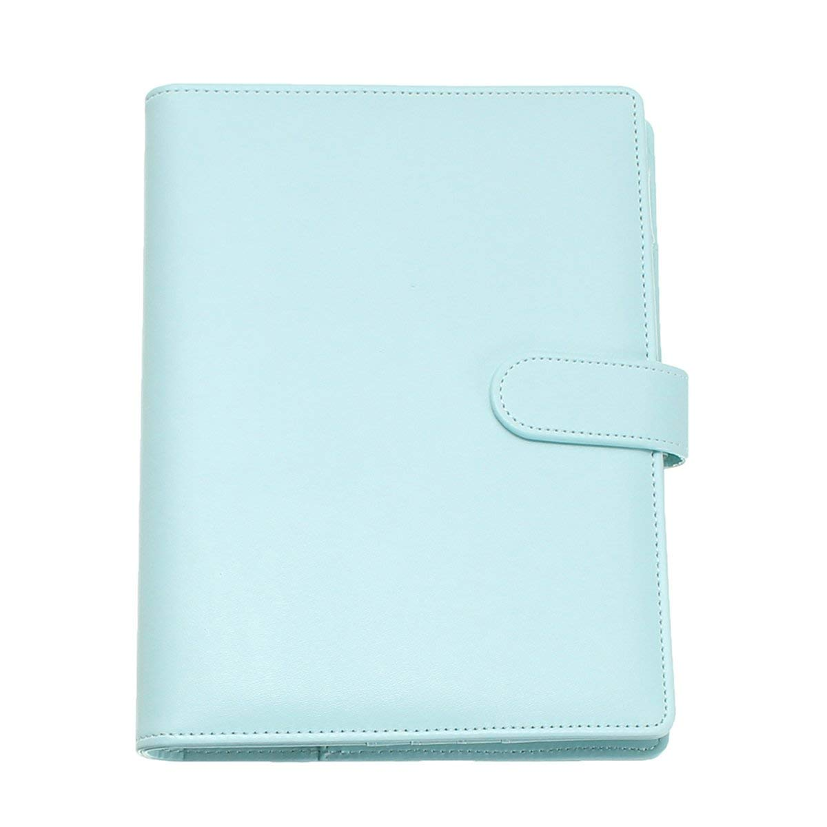 DAVITU A6 Spiral Notebook Stationery For Office School Personal Agenda Organizer Diary Planner Gift - (Color: Blue) - Stationery Supplies - Paper & Notebooks
