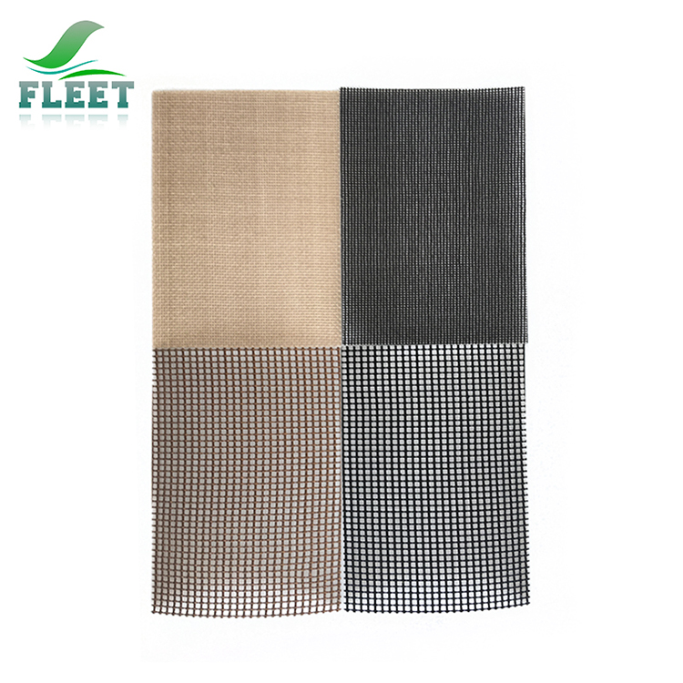 PTFE Coated Surface Treatment and Fiberglass Mesh Cloth Application fiber mesh for waterproofing