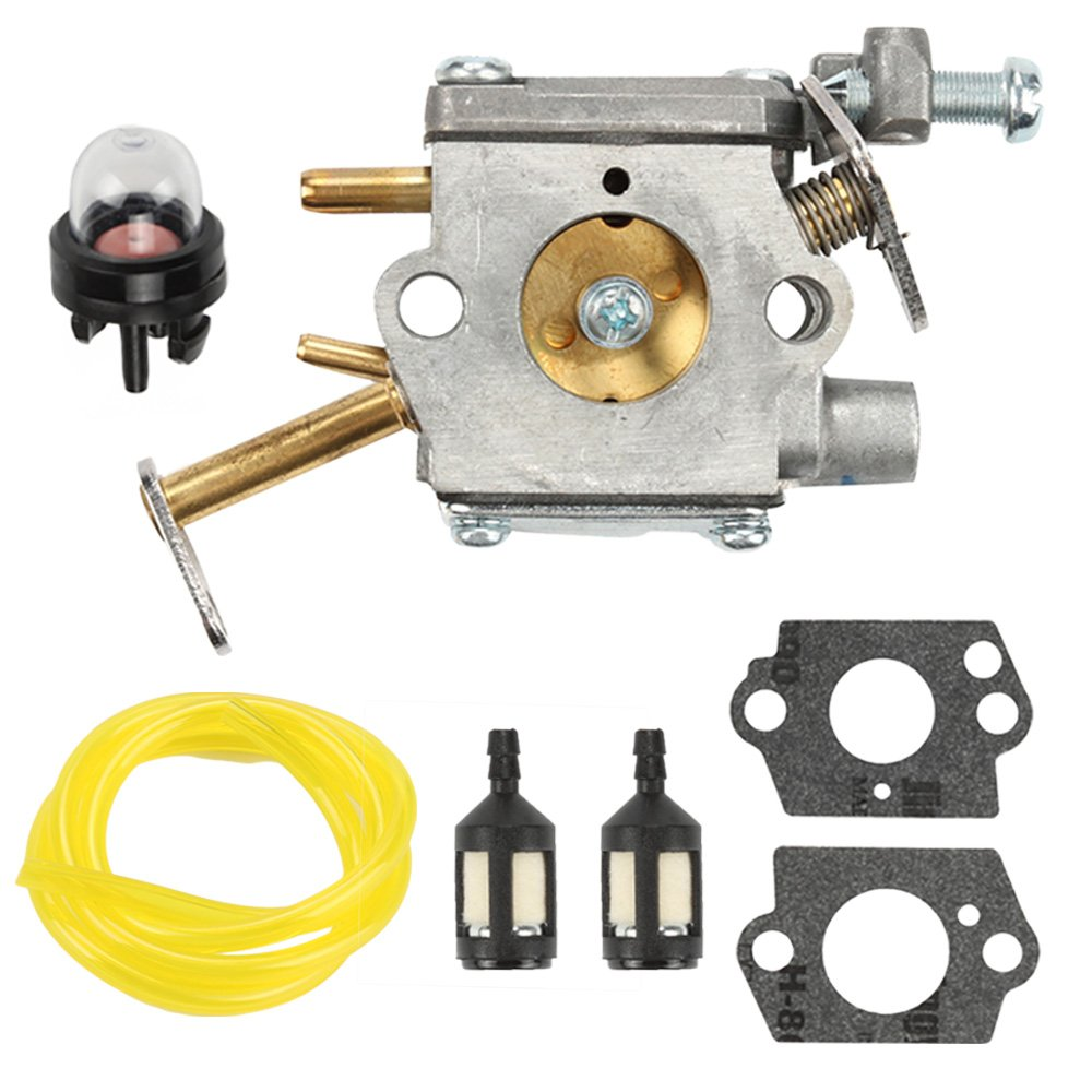 Carburator For Homelite UT-10532 UT-10926 UT-10516 D3300 D3800 N3014 Ranger 20 23 B2216CC 33CC RYOBI RY74003D Chainsaw 300981002 A09159 000998271 A09159A Replace C1Q-601 C1Q-H42 Carb