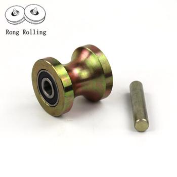 Custom Made Stainless Steel Bearing U Groove Wheel Track