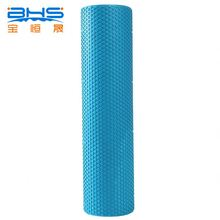 Wholesale Yoga & Pilates Type High Density Grid Foam Roller hard grid 33*14 custom eva foam roller