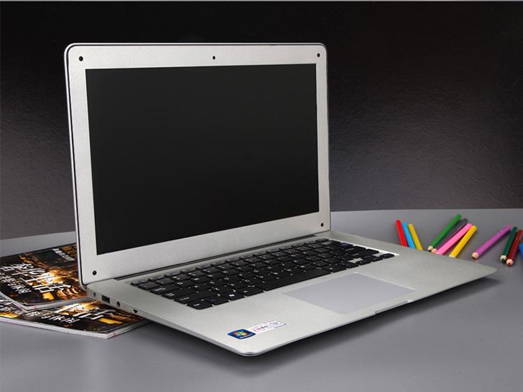 14 Inch Laptop With Intel Celeron N2840 CPU Dual Core 2.16GHz 2GB DDR3 160GB HDD 1600*900 TFT Screen Wifi HDMI Windows8 Notebook