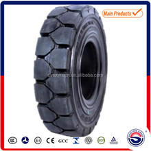 Forklift tire 6.50-10 700-12 28x9-15 Chinese high quality solid tires manufacturers